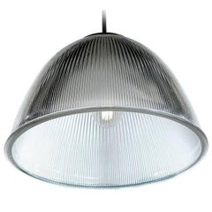 Massive Holophane Dome -  25.5 Inch Diameter