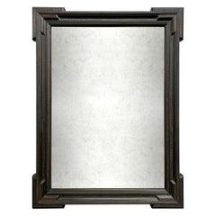 Massive Italian Dutch-Style Framed Mirror