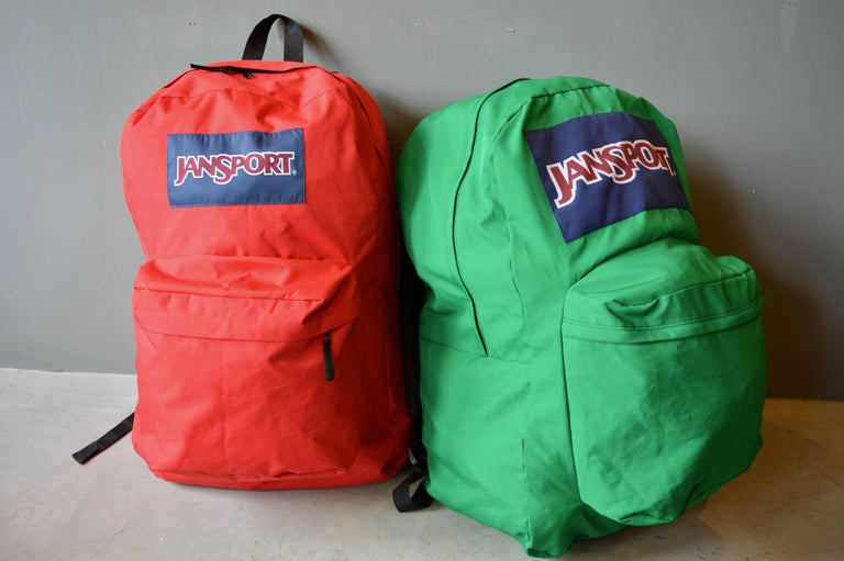 American Massive Oversized Jansport Backpacks For Sale