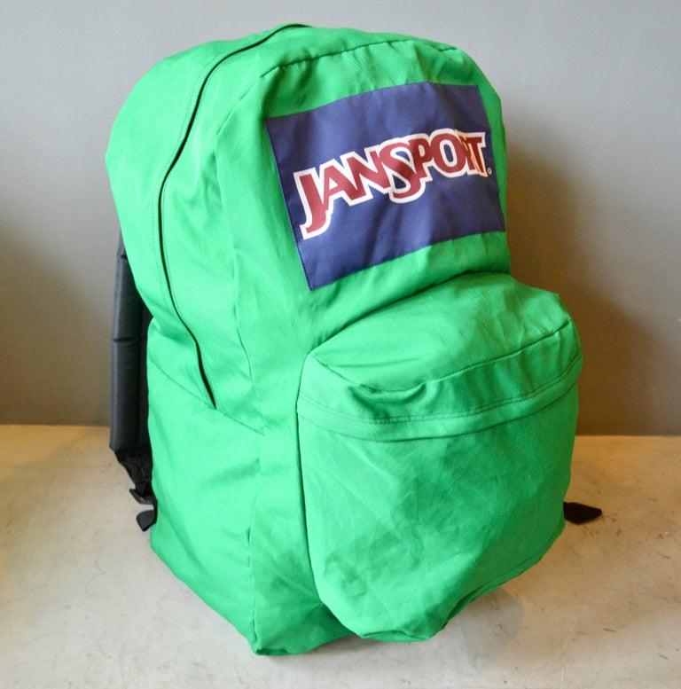 Late 20th Century Massive Oversized Jansport Backpacks For Sale