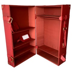 Massive Suitcase Wardrobe Display-Case from Milan, Italy Flagship Store