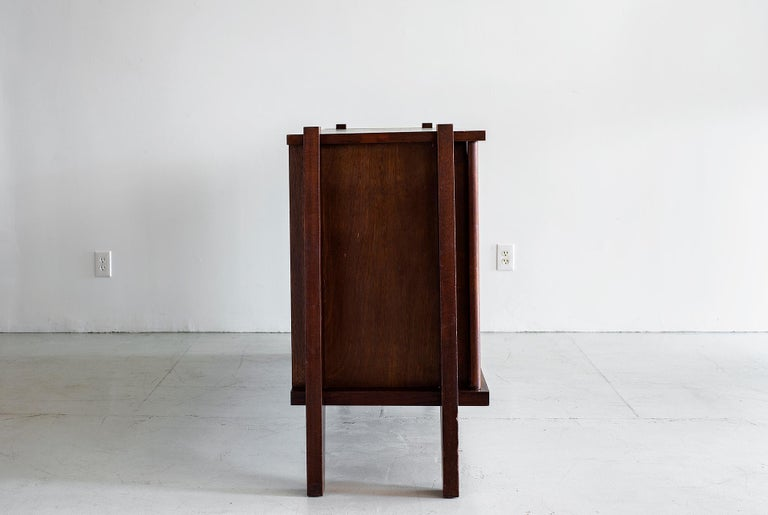 Mid-20th Century Massive Thonet Sideboard For Sale
