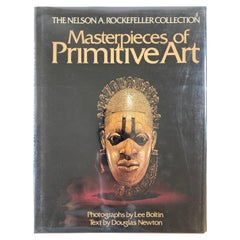 Masterpieces of Primitive Art The Nelson A Rockefeller Collection Hardcover Book