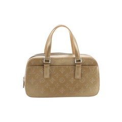 Mat Shelton Handbag Monogram Vernis