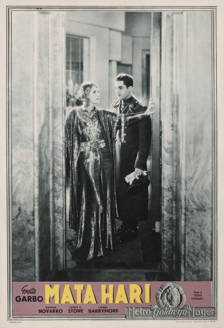 Italian Mata Hari For Sale