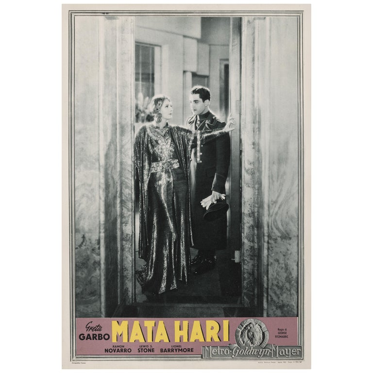 Mata Hari For Sale