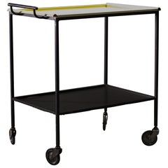 Matégot Serving Trolley