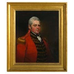Mather Brown Portrait of Major-General John Robinson