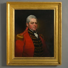 Mather Brown (1761-1831) Portrait of Major-General John Robinson (1757-1819)
