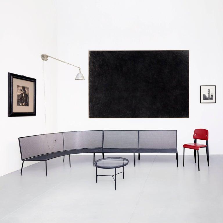 Mathieu Matégot Coffee Table, circa 1950 For Sale 1