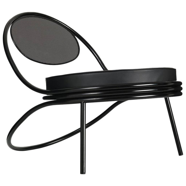 Mathieu Matégot Copacabana Lounge Chair For Sale
