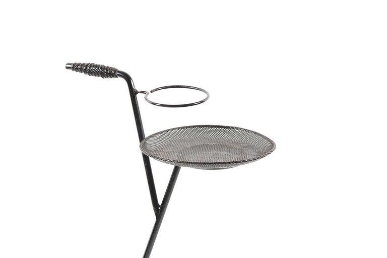 Mid-20th Century Mathieu Matégot, Flying Table, circa 1950