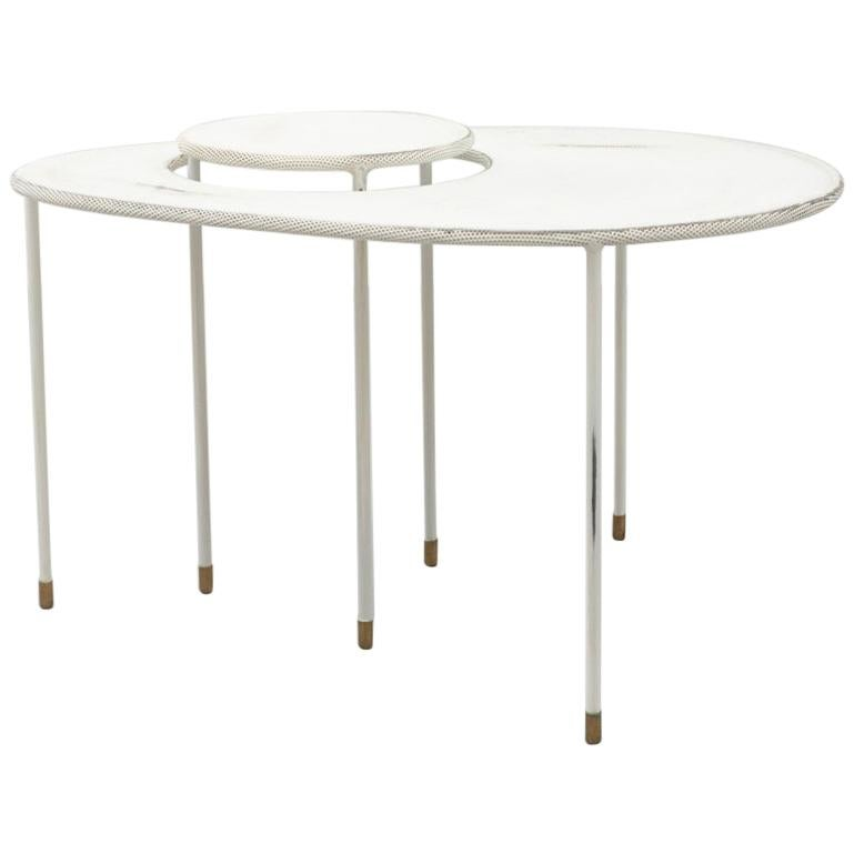 Mathieu Matégot Kangourou Side Tables
