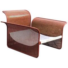 Mathieu Matégot Lounge Chair