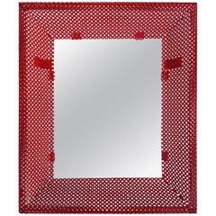 Mathieu Matégot Mirror, 3 Available, Priced Individually