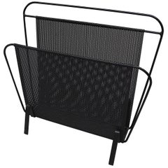 Mathieu Matégot Perforated Magazine Rack