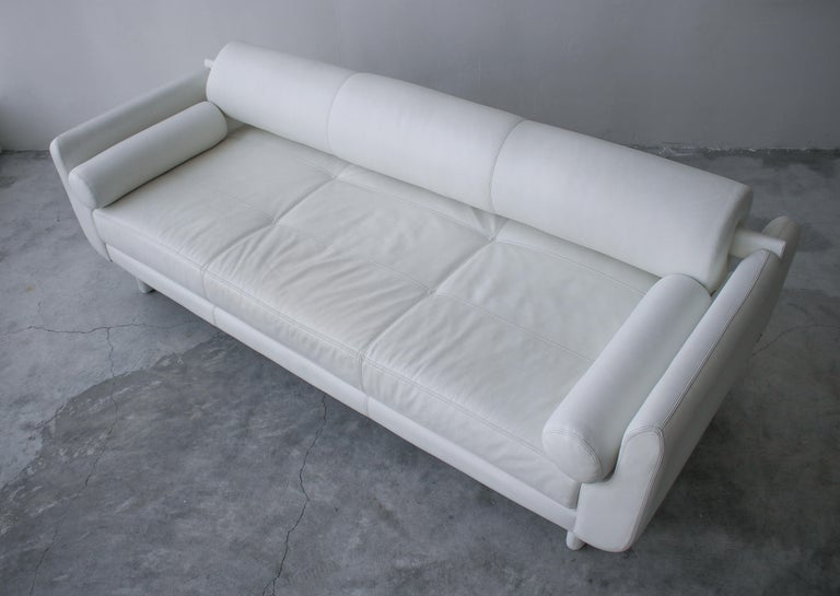 Matinee Sofa Daybed by Vladimir Kagan for American Leather For Sale 3