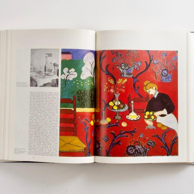 Matisse by Pierre Schneider First Edition Published by Rizzoli, New York 1984. First edition of this seminal work on Matisse. Recognised as the most important monograph on Matisse ever published, Schneider was considered as the greatest Matisse