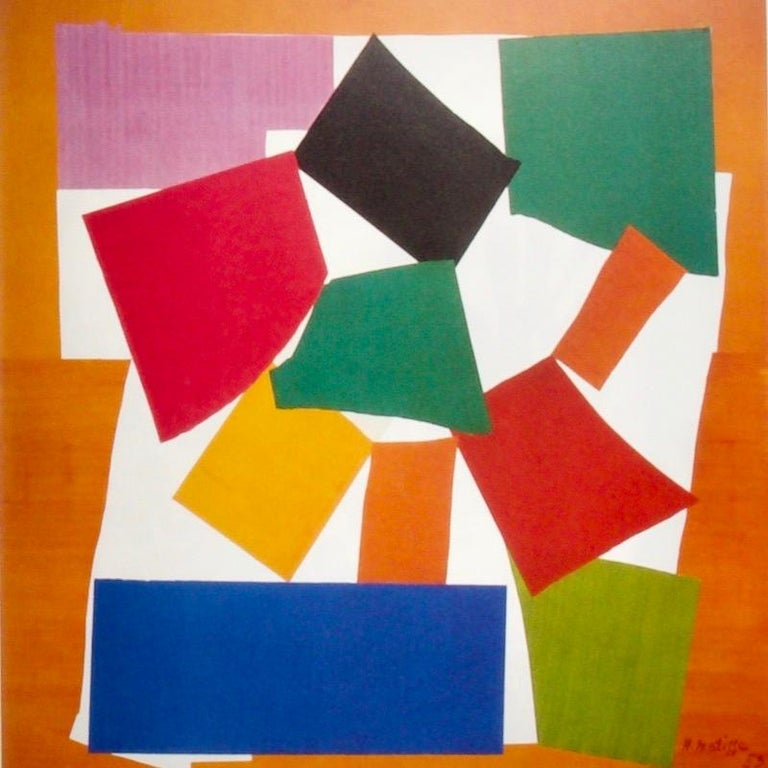 Matisse by Pierre Schneider First Edition For Sale 4