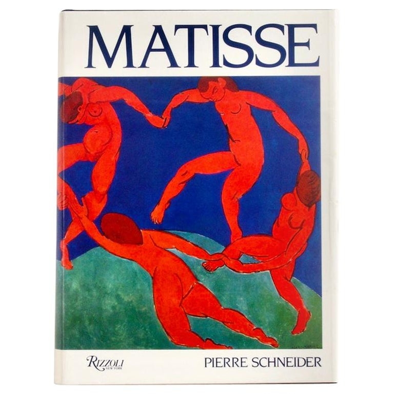 Matisse by Pierre Schneider First Edition For Sale