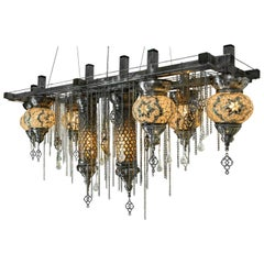 Matrix Istanbul Linear Suspension Chandelier