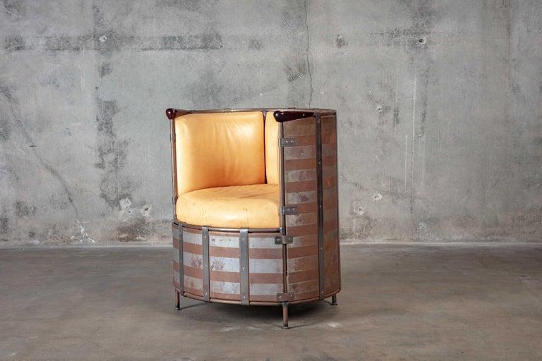 20th Century Mats Theselius 'Algskimsfatsolj' Chair For Sale