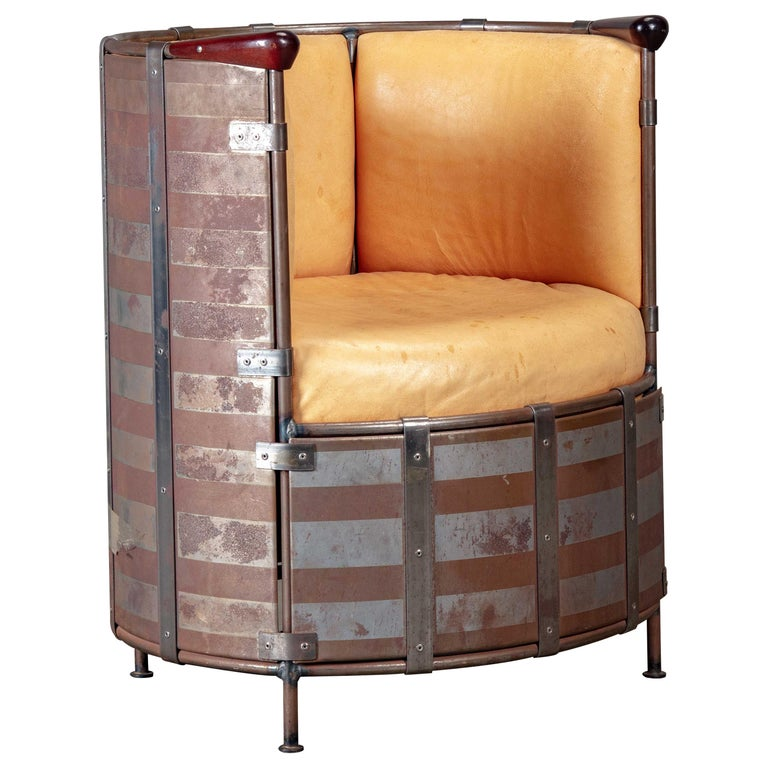 Mats Theselius 'Algskimsfatsolj' Chair For Sale