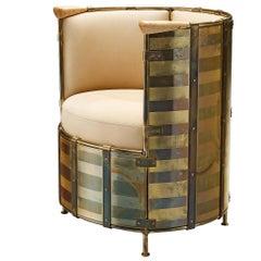 Mats Theselius for Källemo 'El Dorado' Lounge Chair