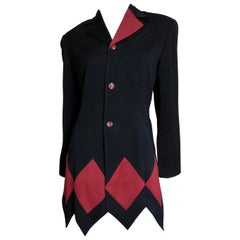 Matsuda Color Block Jacket