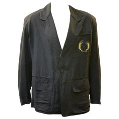 Matsuda Vintage 80s Jacket with Motif