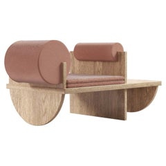 Matsumoto Bench Sofa Chair Japan Inspiration by Reisinger Andrés