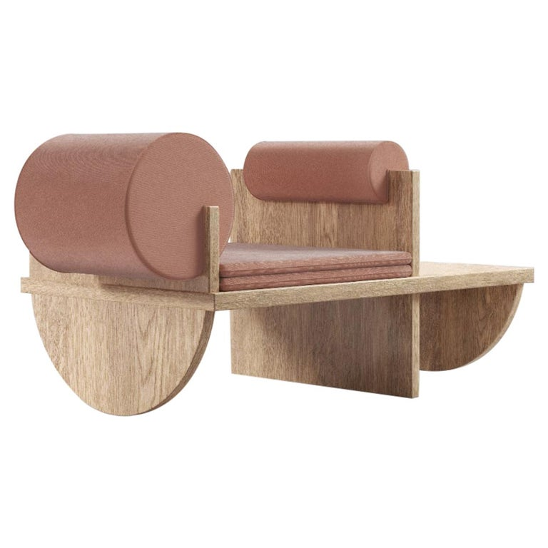 Matsumoto Bench Sofa Chair Japan Inspiration by Reisinger Andrés For Sale