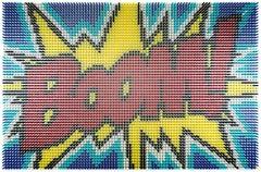 Boom! (3/3) - 3 Dimensional Artwork