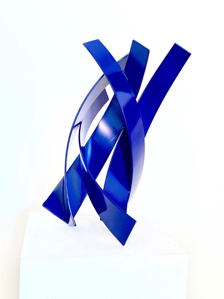 Matt Devine Abstract Sculpture - Brisas Study #16 (Indoor Sculpture)