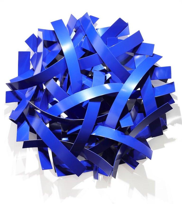 Matt Devine Abstract Sculpture - This Way #8