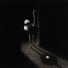 Untitled (Ostrich)