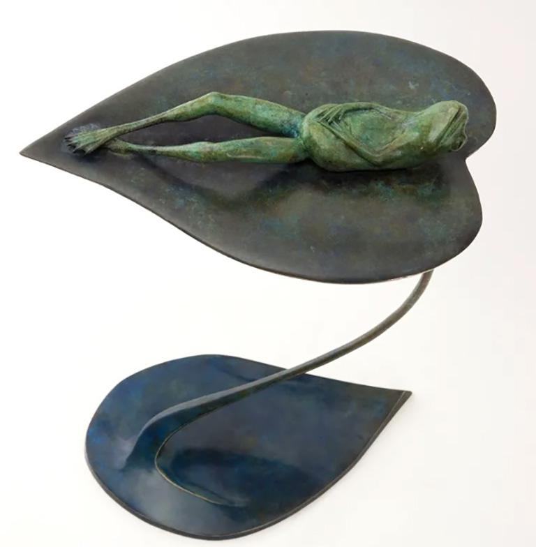 Sir Bobbious - Contemporary Figurative Sculpture by Matt Duke For Sale 2