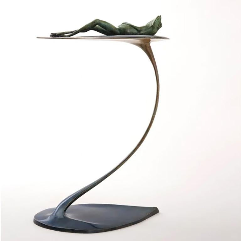 After finishing his degree in Salisbury, English sculptor Matt Duke joined a bronze foundry in Hampshire and has now been working in the industry for close to 20 years.  Duke is a dedicated artist with a spontaneous approach to his work,