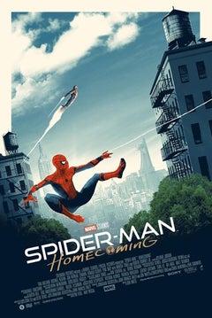 Matt Ferguson - Spiderman: Homecoming - Contemporary Cinema Movie Film Posters