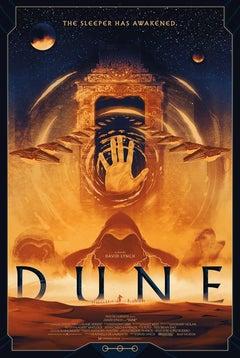 Matt Griffin - Dune - Contemporary Cinema Movie Film Posters