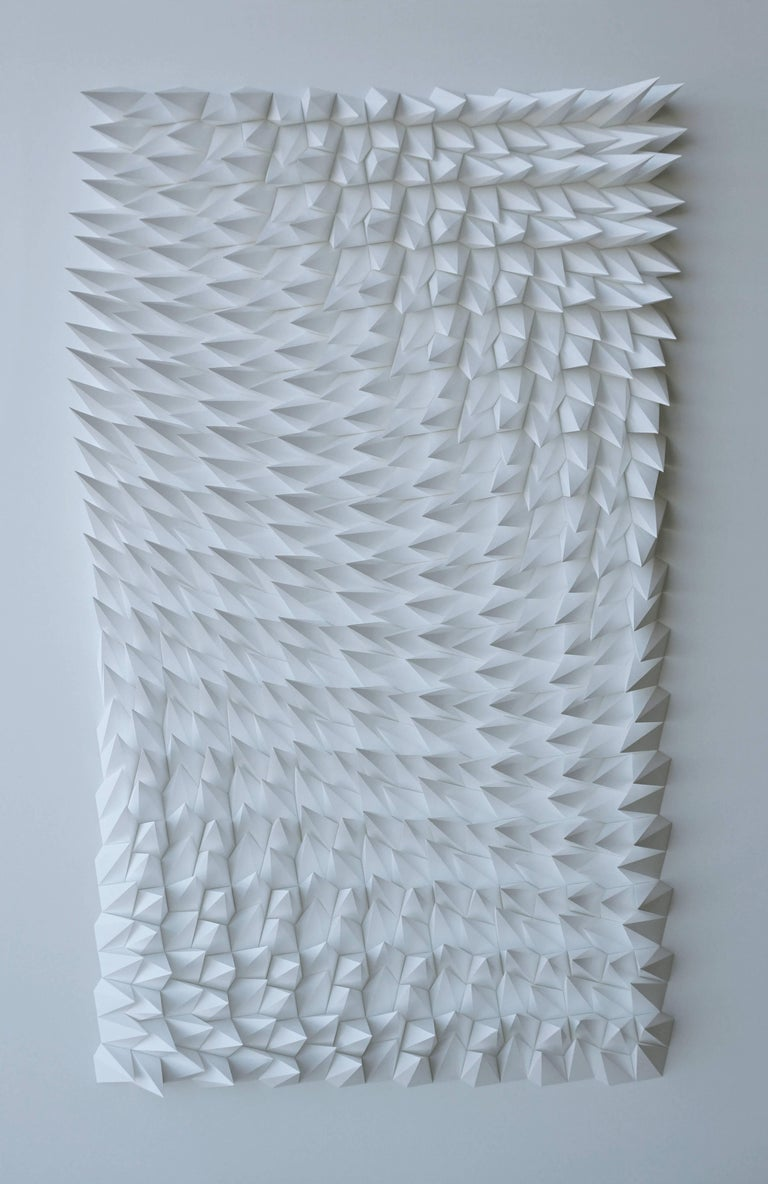 Unholy, 62 - Mixed Media Art by Matt Shlian