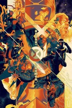 Matt Taylor - X-Men: House of X  - Contemporary Cinema Movie Film Posters