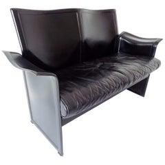 Matteo Grassi Korium 2-Seat by Tito Agnoli