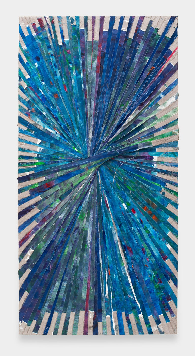Matthew Chambers Abstract Painting - Many People Are Like That, an Object Suddenly Becomes Valuable to Them...