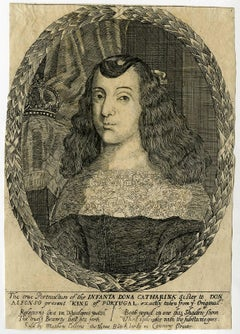 The true portraicture of the infanta dona Catharina [..].