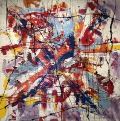 South Beach, Painting, Acrylic on Canvas
