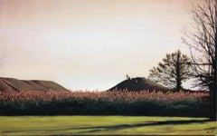 Fort Mott, Painting, Oil on Canvas