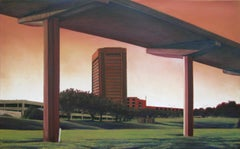 Las Colinas, Painting, Oil on Canvas