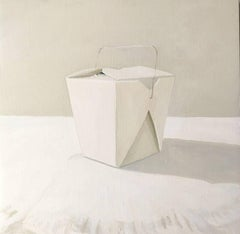 Take Out (Still Life of a Chinese Food Container)