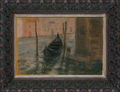 The Gondola Parada di San Toma, Portrait Society  of America, Venice,Italy